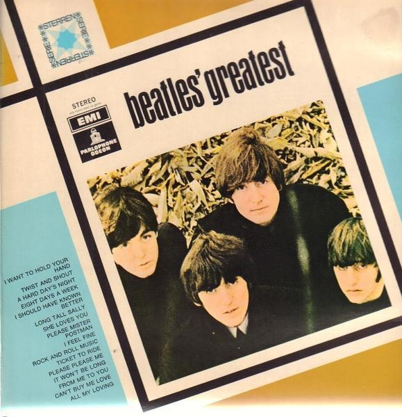 #<Artist:0x00007fcea70a8340> - Beatles' Greatest