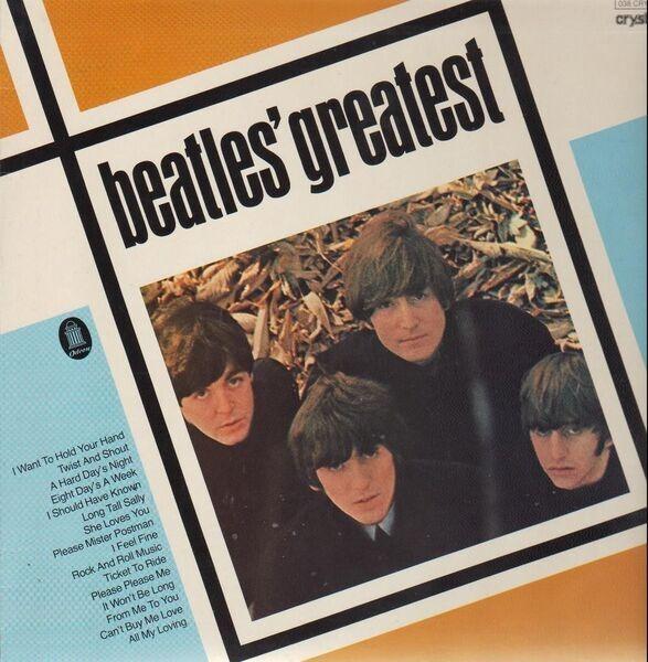 #<Artist:0x007f357040f8d8> - Beatles' Greatest