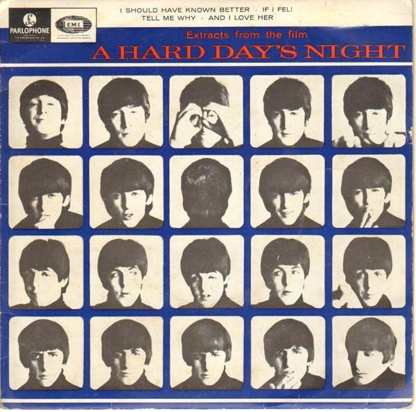 #<Artist:0x007efd45121648> - Extracts From The Film A Hard Day's Night