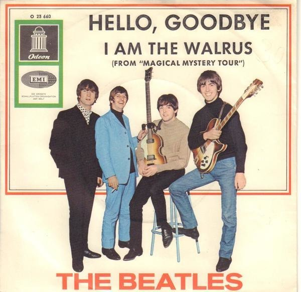 #<Artist:0x00007f81207cafa8> - Hello, Goodbye / I Am The Walrus