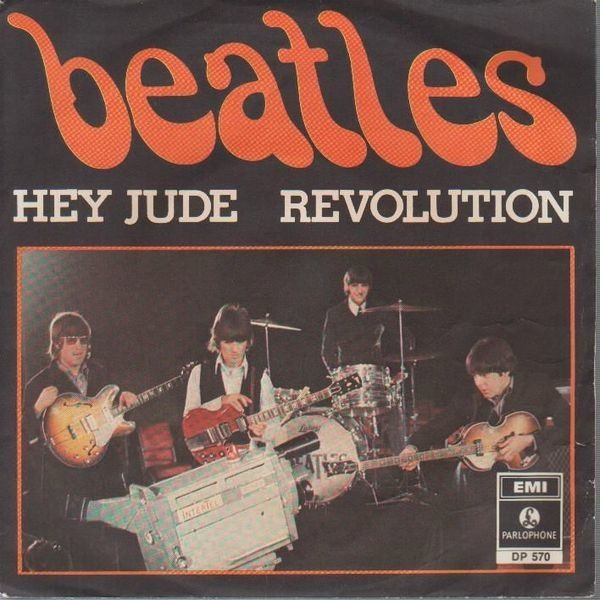 #<Artist:0x0000000006debce0> - Hey Jude / Revolution