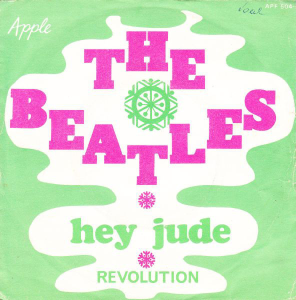 #<Artist:0x00007f417da87788> - Hey Jude / Revolution