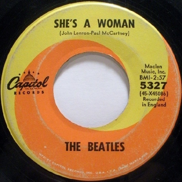 The Beatles I Feel Fine (US ORIGINAL)