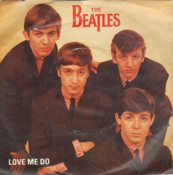 #<Artist:0x0000000008ad8f88> - Love Me Do