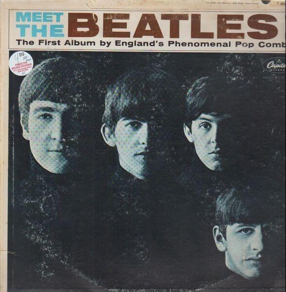 #<Artist:0x00007fcea648cc50> - Meet the Beatles!