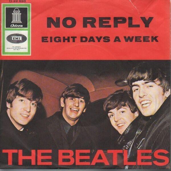 #<Artist:0x007faf2d5db568> - No Reply / Eight Days a Week