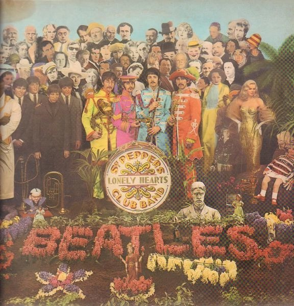 #<Artist:0x00007f6506a14fb0> - Sgt. Pepper's Lonely Hearts Club Band