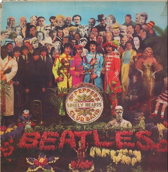 #<Artist:0x007f48437b9f70> - Sgt. Pepper's Lonely Hearts Club Band