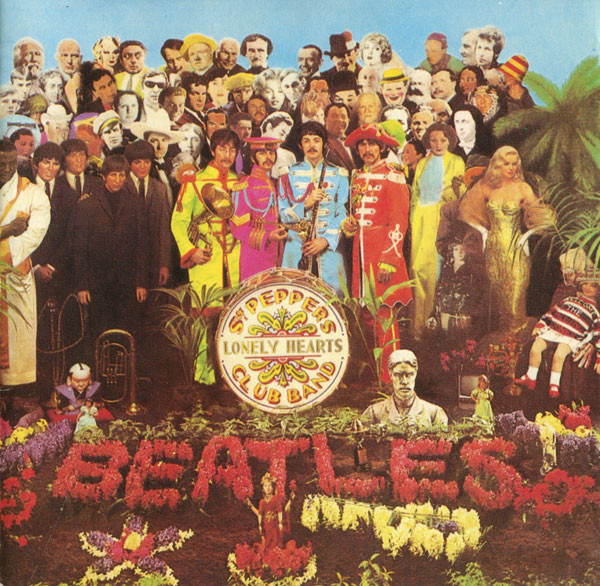 #<Artist:0x0000000706bc90> - Sgt. Pepper's Lonely Hearts Club Band