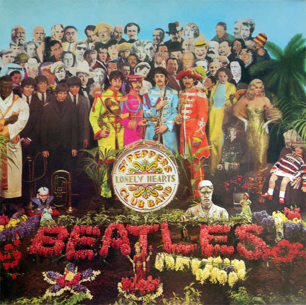 #<Artist:0x00007fdf5991d9b8> - Sgt. Pepper's Lonely Hearts Club Band