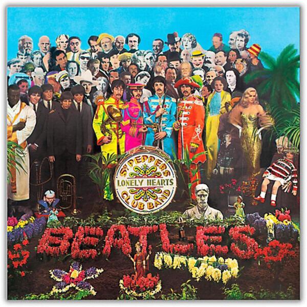 #<Artist:0x00007fcea6ad1e08> - Sgt. Pepper's Lonely Hearts Club Band