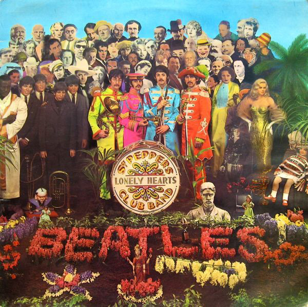 #<Artist:0x007f786c6ce918> - Sgt. Pepper's Lonely Hearts Club Band