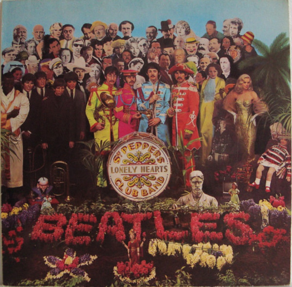 #<Artist:0x00000000076e7358> - Sgt. Pepper's Lonely Hearts Club Band