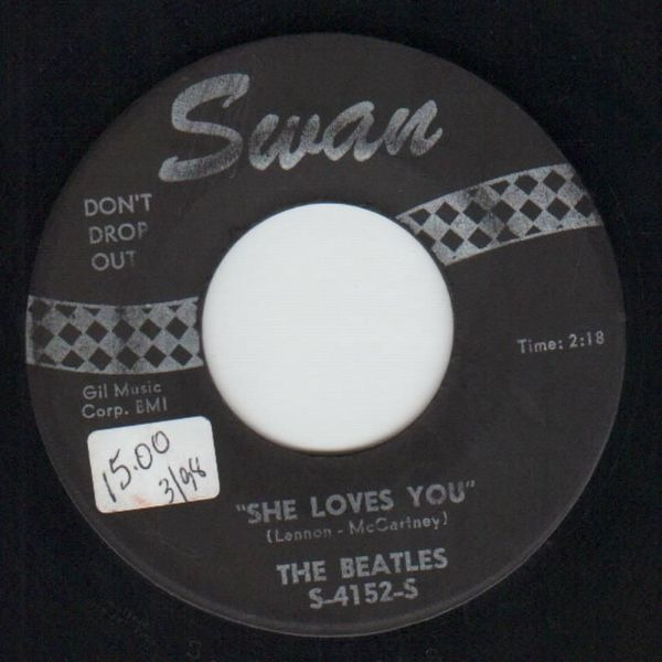 She Loves You The Beatles 7 Recordsale