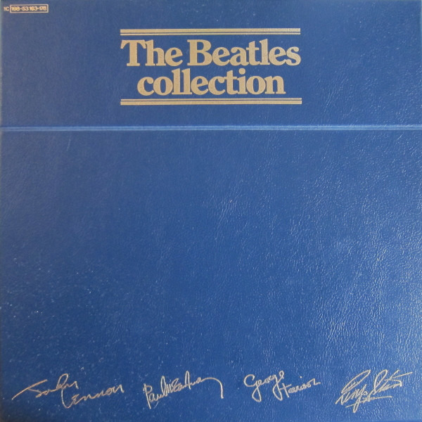 #<Artist:0x007f3ee85f1738> - The Beatles Collection