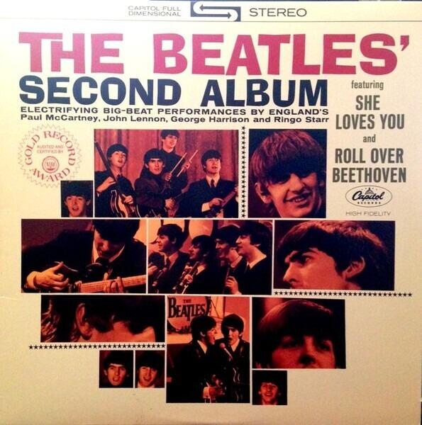 #<Artist:0x00007f866c3fef40> - The Beatles' Second Album