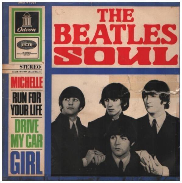 #<Artist:0x000000000881a620> - The Beatles' Soul