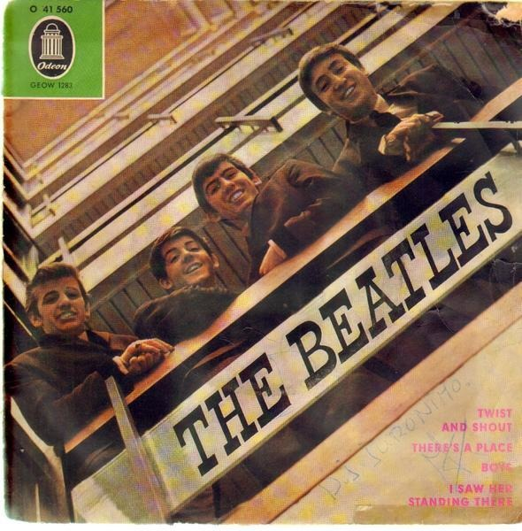 #<Artist:0x0000000008311db8> - The Beatles