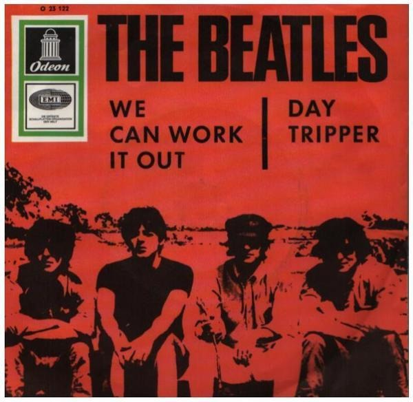 #<Artist:0x007fe32d4cc620> - We Can Work It Out / Day Tripper