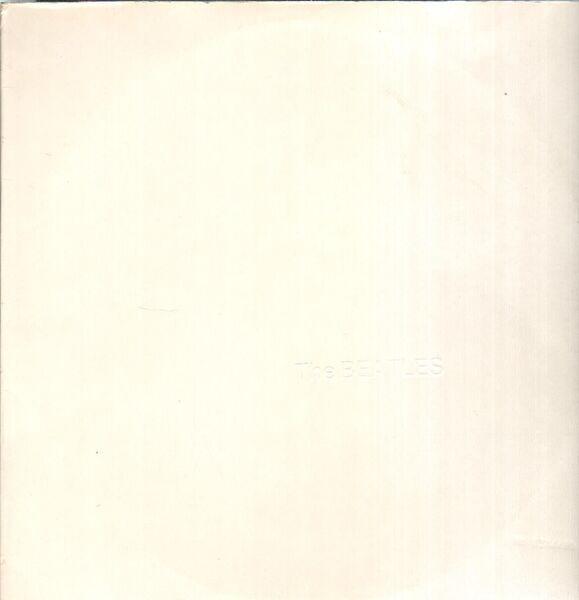 #<Artist:0x00007f64f5dfbf90> - White Album