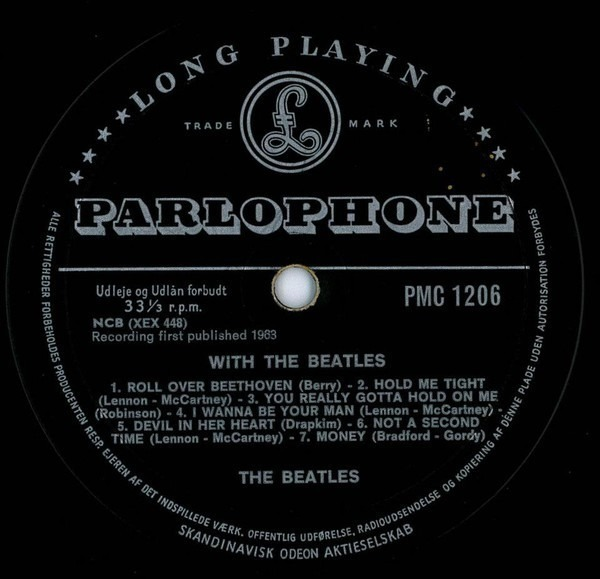 #<Artist:0x007f35822218c0> - With the Beatles