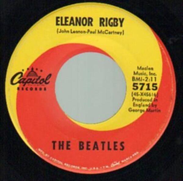 #<Artist:0x00007f4e0e662368> - Yellow Submarine / Eleanor Rigby