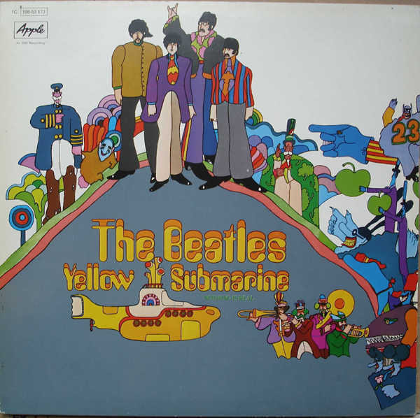 #<Artist:0x00007fd905986bc0> - Yellow Submarine