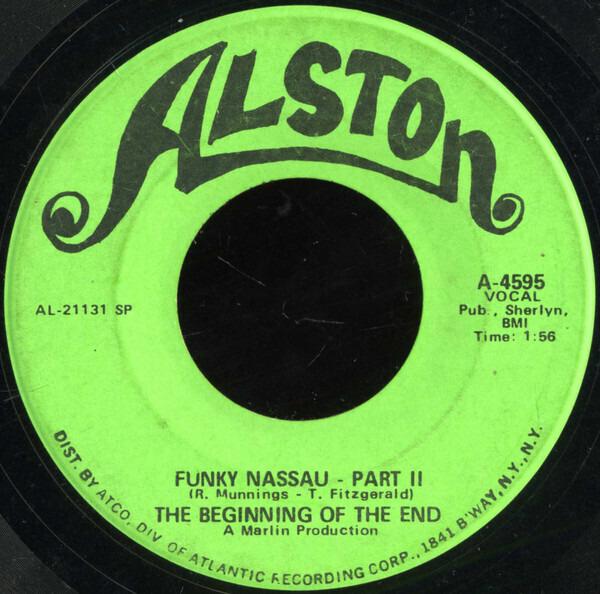 #<Artist:0x007f475caba900> - Funky Nassau