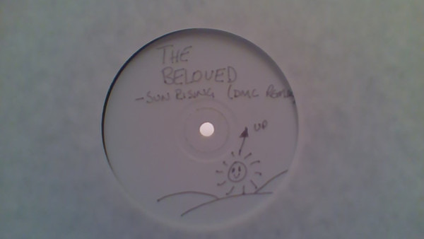 THE BELOVED / VARIOUS - The Sun Rising / Update Chart Toppers (WHITE LABEL) - 12 inch x 1