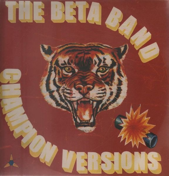 THE BETA BAND - Champion Versions (RSD 2013, STILL SEALED) - Maxi x 1