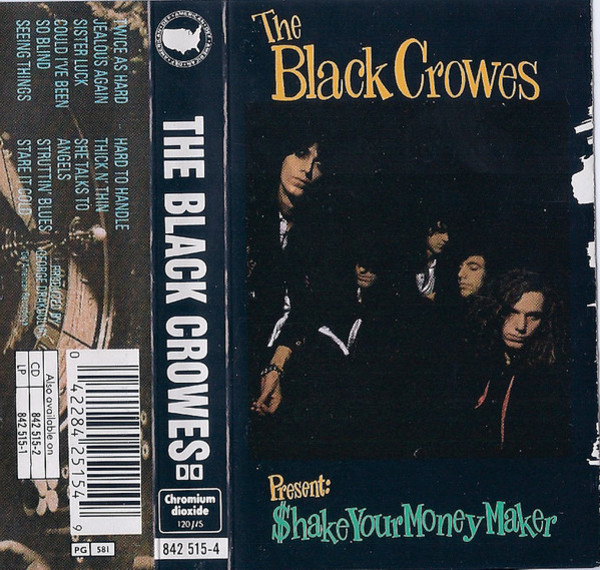 The Black Crowes $hake your money maker (still sealed)