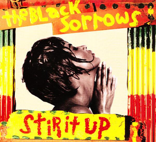 THE BLACK SORROWS - Stir It Up - CD single