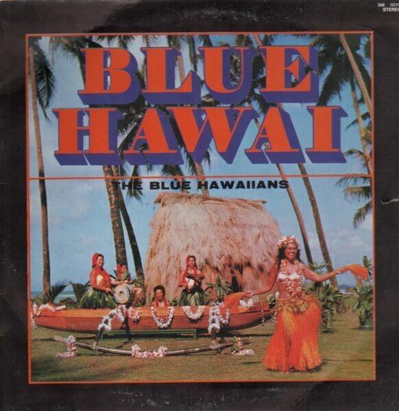 THE BLUE HAWAIIANS - Blue Hawai (HAWAII) - LP