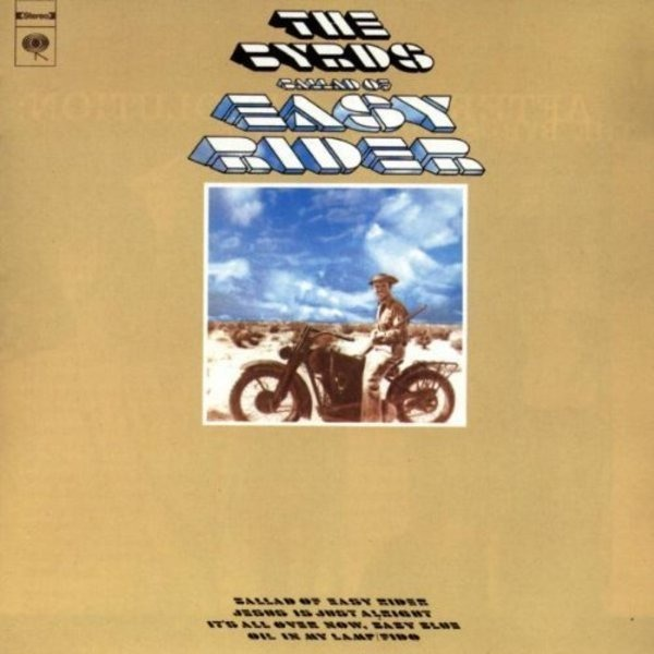 THE BYRDS - Ballad of Easy Rider - CD