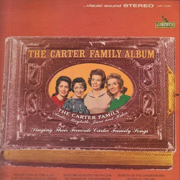 #<Artist:0x00007f4e0fbe06e0> - The Carter Family Album
