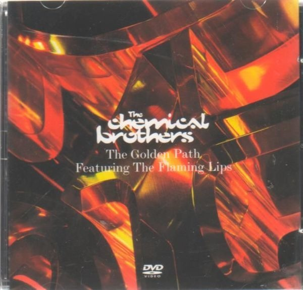 THE CHEMICAL BROTHERS FEATURING THE FLAMING LIPS - The Golden Path - DVD