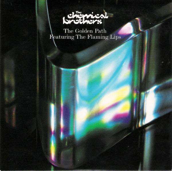 THE CHEMICAL BROTHERS FEATURING THE FLAMING LIPS - The Golden Path (CARDBOARD SLEEVE) - CD single