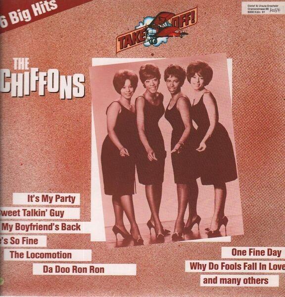 The Chiffons 16 Big Hits