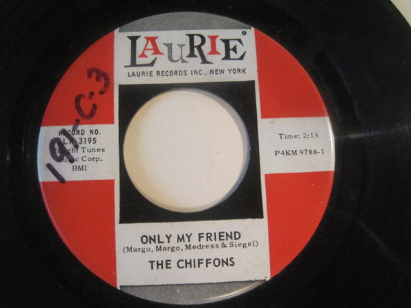 The Chiffons A Love So Fine