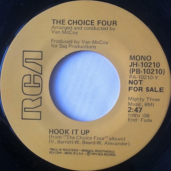 The Choice Four Hook It Up