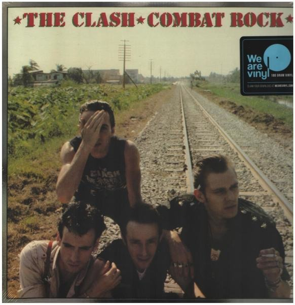 The Clash Combat Rock (180G + DOWNLOAD)