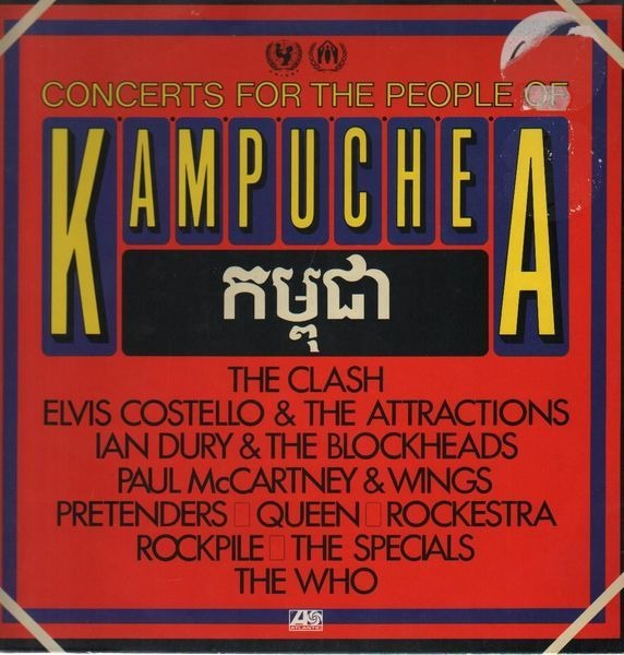 #<Artist:0x00007fcea70d5c28> - Concerts For The People Of Kampuche.