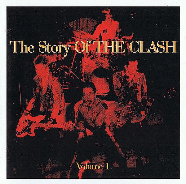 #<Artist:0x00007f4de83ca158> - The Story Of The Clash Volume 1