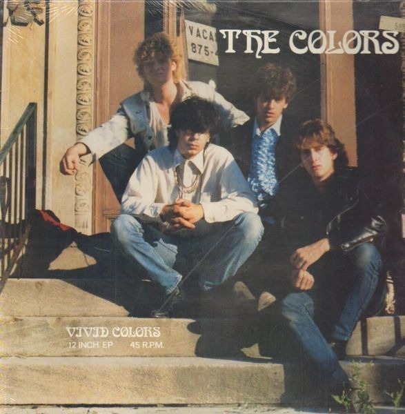 the colors vivid colors (still sealed)