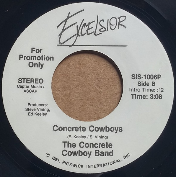 #<Artist:0x00007f4e0f67aef8> - Concrete Cowboys