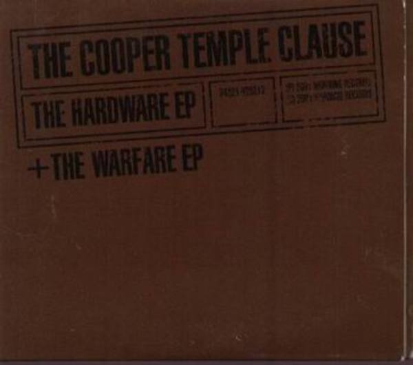 Cooper Temple Clause - The Hardware Ep & The Warfare Ep
