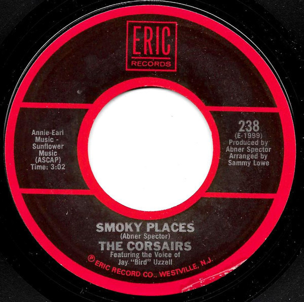 #<Artist:0x007f41e0fc54a8> - Smoky Places / I Had A Talk With My Man