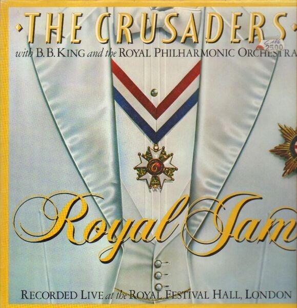 the crusaders, with b.b. king & royal philharmonic royal jam