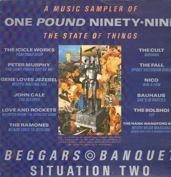 #<Artist:0x00007f651cf5c4f8> - One Pound Ninety-Nine - A Music Sampler Of The State Of Things