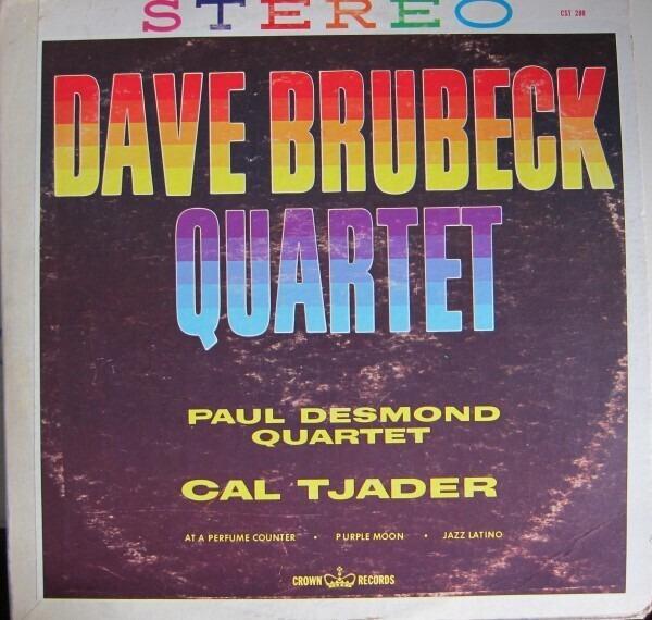 #<Artist:0x007f70429c77f0> - Dave Brubeck Quartet, Paul Desmond Quartet, Cal Tjader